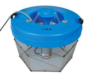 Linn Aqua-Pilz s ponořeným motorem
